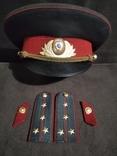 Фуражка МВД и погоны 1, фото №2