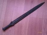 Бронзовий меч типу Науе, фракійський гальштат. Репліка., фото №6