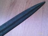 Бронзовий меч типу Науе, фракійський гальштат. Репліка., фото №9