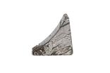 Заготовка-вставка з метеорита Seymchan, 6,6 г, із сертифікатом автентичності, фото №5