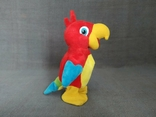 Попугай повторяет речь Игрушка из Англии, фото №2