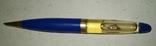 "Ручка ""Золотая рыбка + бонус, фото №2"