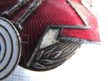 Знак Ворошиловский стрелок № 450272 (большой), фото №6