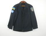Служебная форма Полиция Украины Куртка 4 рубашки Кепка, фото №4