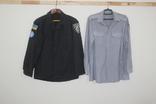 Служебная форма Полиция Украины Куртка 4 рубашки Кепка, фото №5