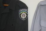 Служебная форма Полиция Украины Куртка 4 рубашки Кепка, фото №7
