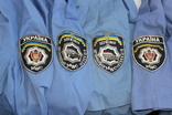 Служебная форма Полиция Украины Куртка 4 рубашки Кепка, фото №12