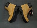 Ботинки TROJAN новые 42 размер Кожа, фото №7