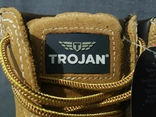 Ботинки TROJAN новые 42 размер Кожа, фото №13