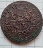 3 гроша 1766., фото №2