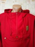 Куртка легкая. Ветровка с антимоскитной сеткой ANAR Финляндия p-p XXXL(состояние нового), фото №5