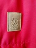 Куртка легкая. Ветровка с антимоскитной сеткой ANAR Финляндия p-p XXXL(состояние нового), фото №6