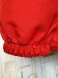 Куртка легкая. Ветровка с антимоскитной сеткой ANAR Финляндия p-p XXXL(состояние нового), фото №7