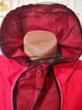 Куртка легкая. Ветровка с антимоскитной сеткой ANAR Финляндия p-p XXXL(состояние нового), фото №9