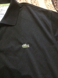 Футболка lacoste made in france, фото №4