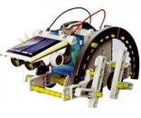 Конструктор - робот 14 в 1 на солнечных батареях., фото №4