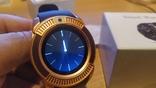 Умные Cмарт часы Smart Watch V8, фото №3