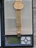 Золотий годинник Omega De Ville, фото №10