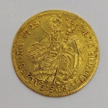 Дукат 1728 г, фото №3