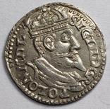 Сигизмунд III. Трояк. 1600 год., фото №3