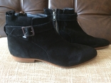 Ботинки topman замша, фото №3