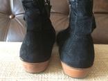 Ботинки topman замша, фото №5
