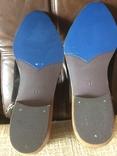 Ботинки topman замша, фото №8
