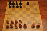 Шахматы большие 1973г. Некомплект, фото №2