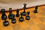 Шахматы большие 1973г. Некомплект, фото №4