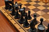Шахматы небольшие СССР, фото №4