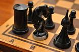 Шахматы небольшие СССР, фото №5