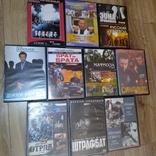 Подборка dvd дисков с сериалами, фото №2