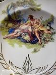 Набор з 12 тарілок Коростенський фарфор, фото №10