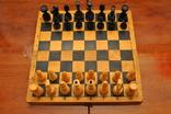Шахматы небольшие СССР (без одной пешки), фото №3