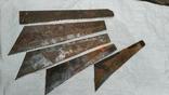 Ножовочные полотна (для изготовления ножей), фото №2