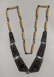 Бусы из кости моржа. Якутия., фото №2