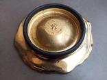 Пепельница бронза, Франция. Л970, фото №10