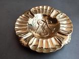 Пепельница бронза, Франция. Л970, фото №12