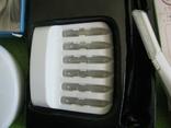 Бритва (триммер) с подсветкой, виниры, корректор., фото №3