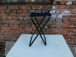 Крісло Складне дорожне з Німеччини, фото №2