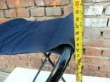 Крісло Складне дорожне з Німеччини, фото №4