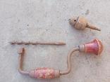 Старий коловорот и бонус, фото №2