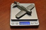 Модель самолета из дюралюминия. Ручная работа, фото №10