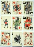 Игральные карты 'PICKWICK', 1984 г., фото №3