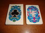 Игральные карты Русский стиль, 1988 г., фото №2