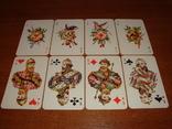 Игральные карты Русский стиль, 1988 г., фото №3