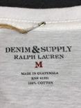 Футболка Ralph Lauren DenimSupply - размер M, фото №6