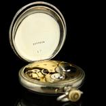 Швейцарские карманные часы Omega 1890-е. Обслужены., фото №11