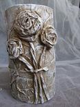 Ваза (подставка) интерьерная для сухоцветов или композиций из искусственных цветов, фото №7