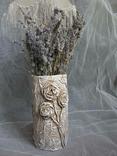 Ваза (подставка) интерьерная для сухоцветов или композиций из искусственных цветов, фото №2